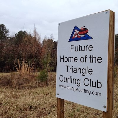 Future Home of the Triangle Curling Club