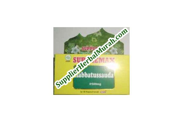 Supplemax (Softgel Minyak Habbatussauda')