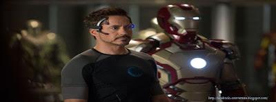 Créer couverture facebook Timeline Iron Man 3