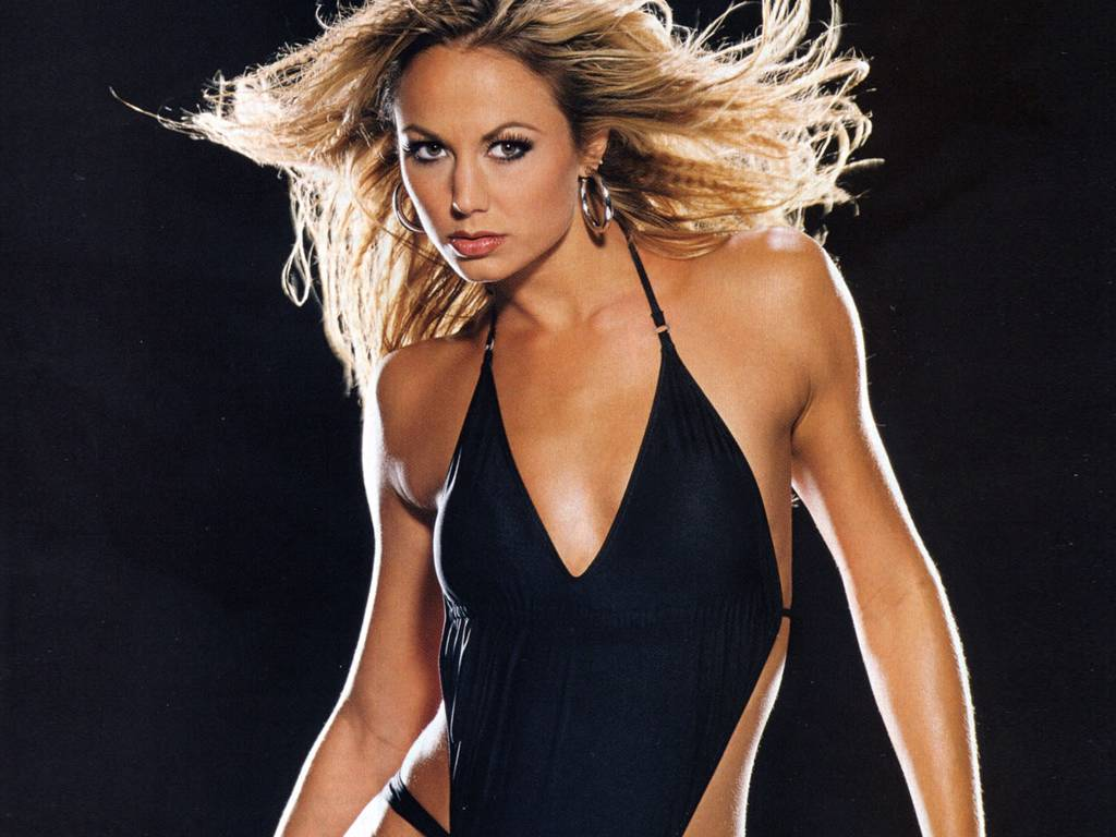 Stacy keibler what about brian 7