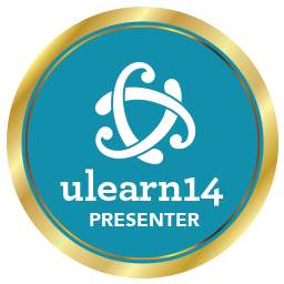 Ulearn14 Presenter Badge