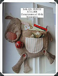 Sal  para navidad en Petite Atelier