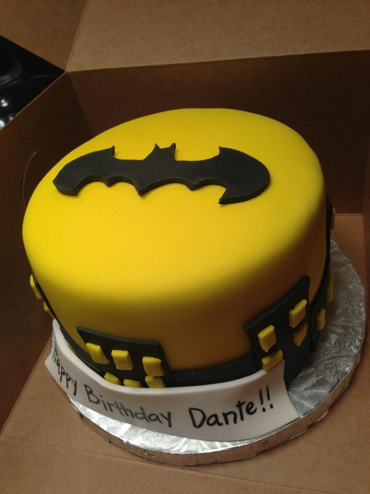 go back gallery for batman baby shower cake