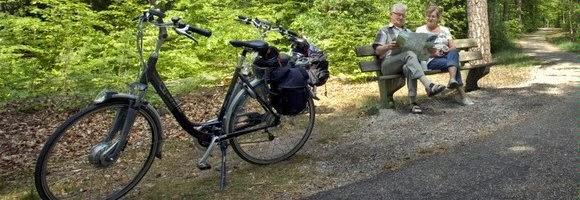 E-biking op Belgische Ravelroutes