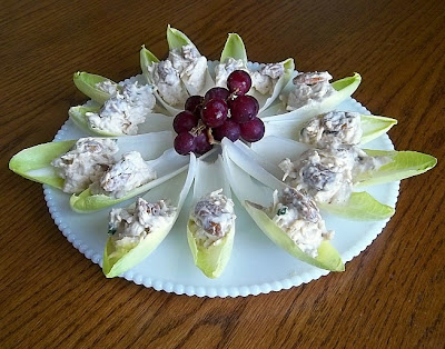 Chicken Salad in Endive Cups