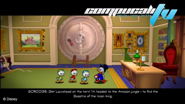 DuckTales Remastered PC Full Español