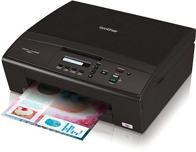 Принтер Brother DCP- J140W