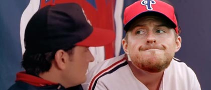 Major League 2 Parkman