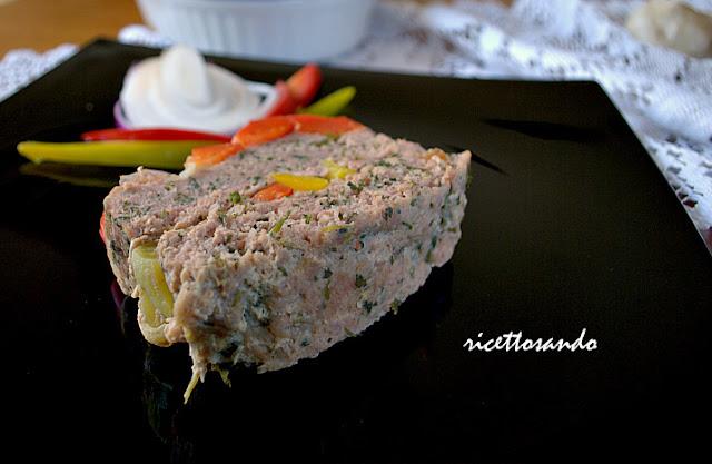 Terrina di carne e verdure