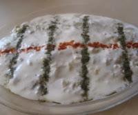Yoğurtlu Yeşil Salata Tarifi