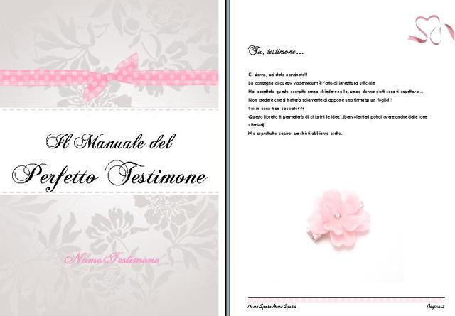 Wedding event planner handmade creativo florist - Idee regalo matrimonio testimoni ...