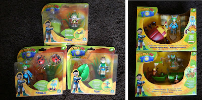 Tree Fu Tom, Flair Tree Fu Tom toys, Cbeebies