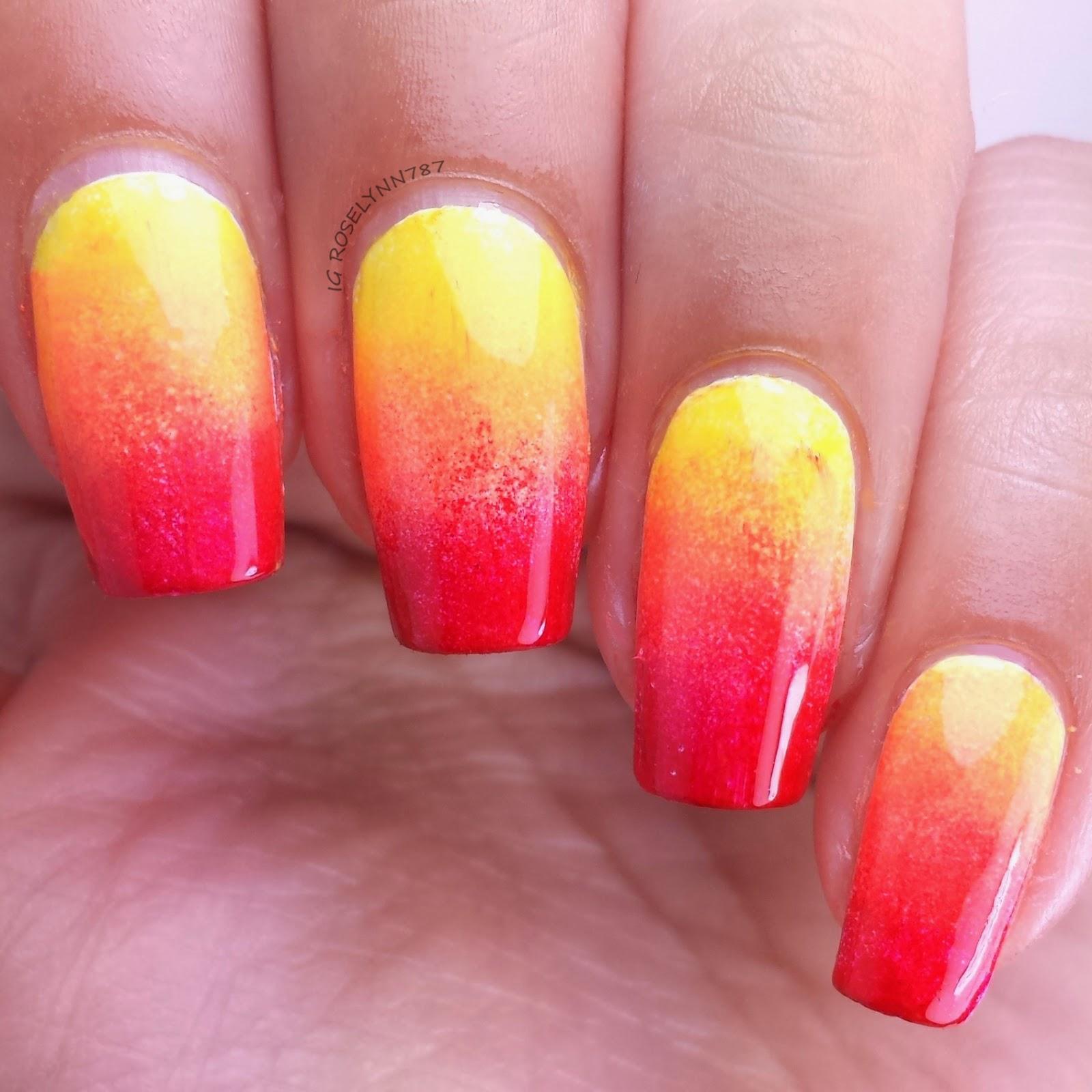 Sunsets Nails