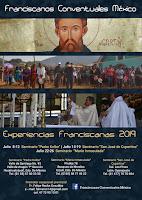 Experiencias Franciscanas 2019