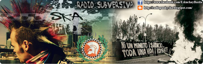 RADIO PUNK Y SKA CHILE