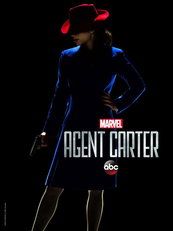 Marvel's Agent Carter Teaser Television Poster