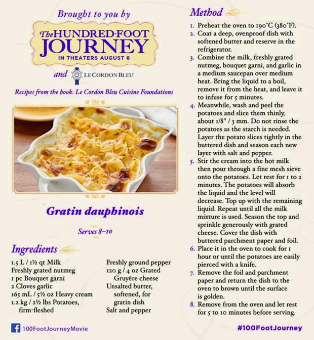 #FoodieFriday Scalloped Potatoes Recipe