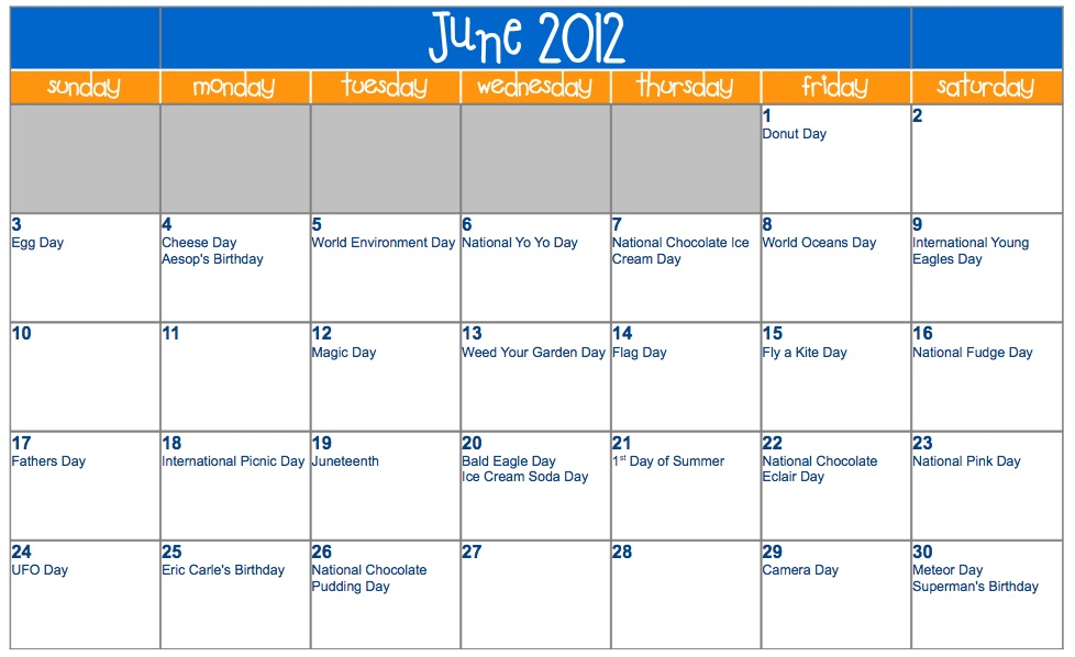 "Calendar Craze May : Search results for ""june july printable calendar"