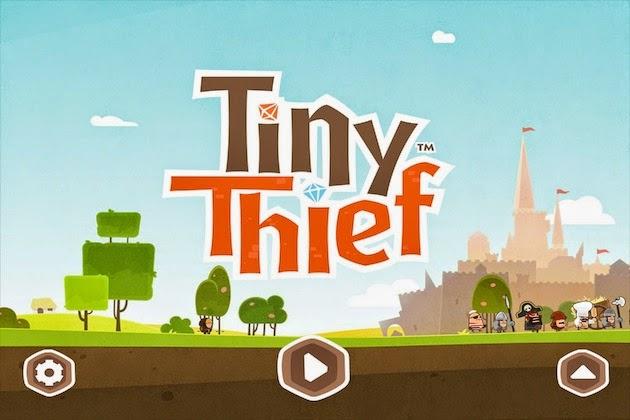 Tiny Thief Game
