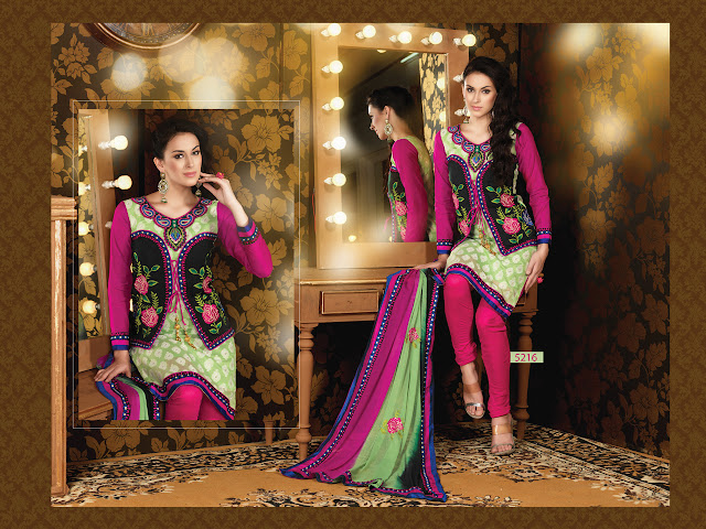 Designer Salwar Kameez Suits, Party Wear Churidar Salwar Kameez in Bengal