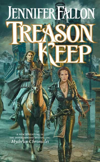 Treason Keep (Hythrun Chronicles: Demon Child Trilogy: Book 2)