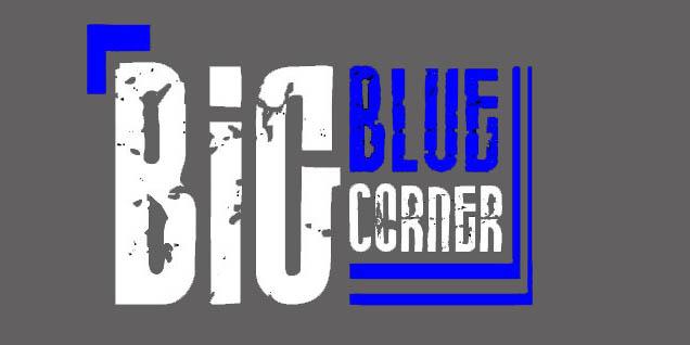 Big Blue Corner