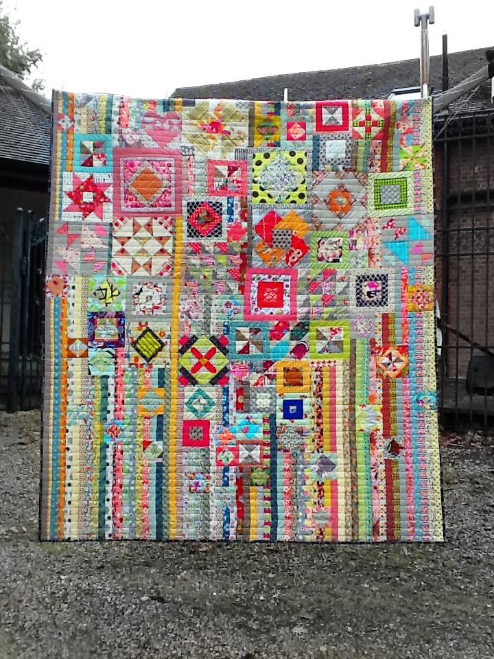 Lily's Quilts: The Gypsy Wife BOM : gypsy wife quilt - Adamdwight.com
