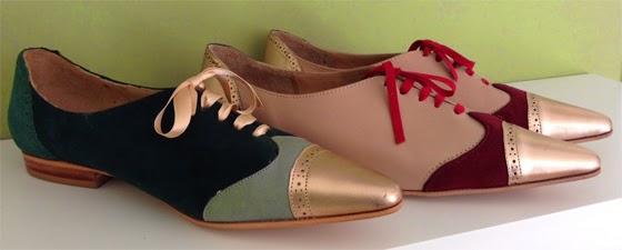 Victoria Hache zapatos de autor