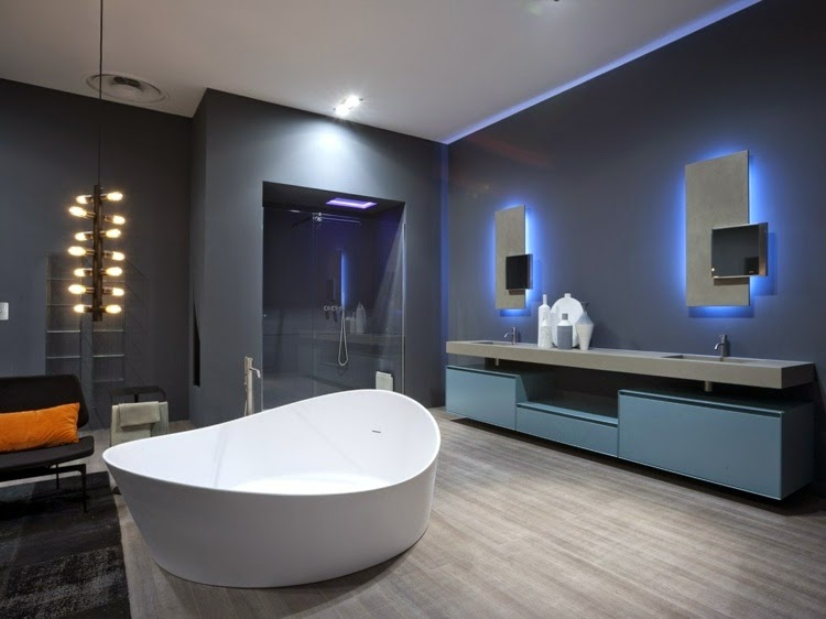 Bathroom Mirror With Lights Furniture LED