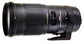 Zoom Sigma APO 70-200 mm F/2.8 EX DG OS HSM
