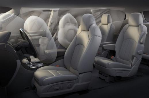 2016 Buick Enclave Interior