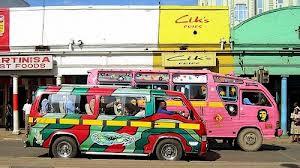 Public Transport Nairobi style