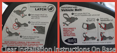 Baby Trend Car Seat Base Instructions
