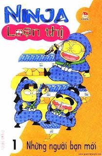 Ninja Loạn Thị 1986 - Rakudai Ninja Rantaro - Ninja Kids