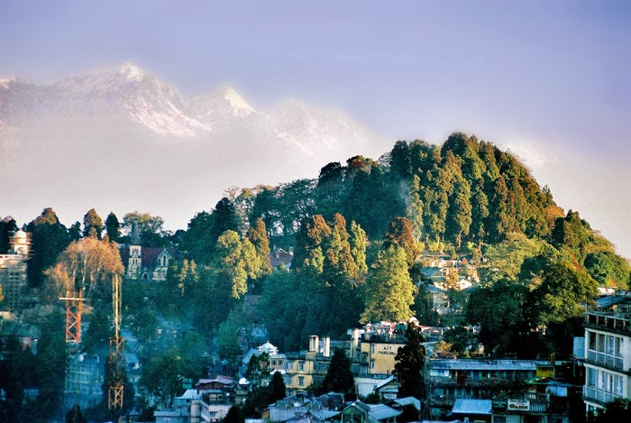 Observatory Hill Darjeeling India