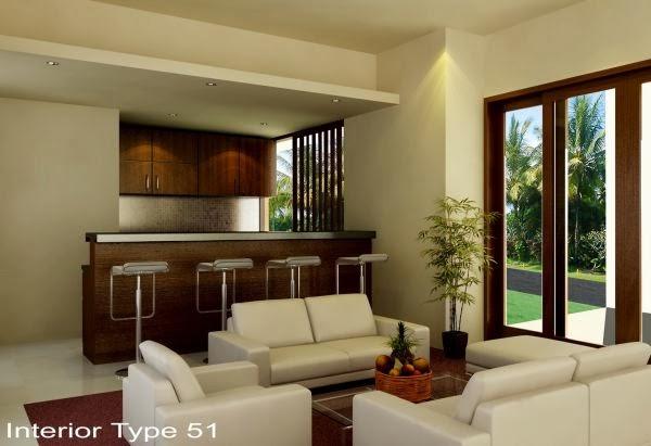 desain interior rumah minimalis 7