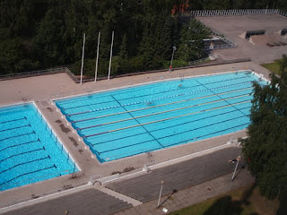 New 50 meter pools contribute to swimming success in the for Pool durchmesser 4 50