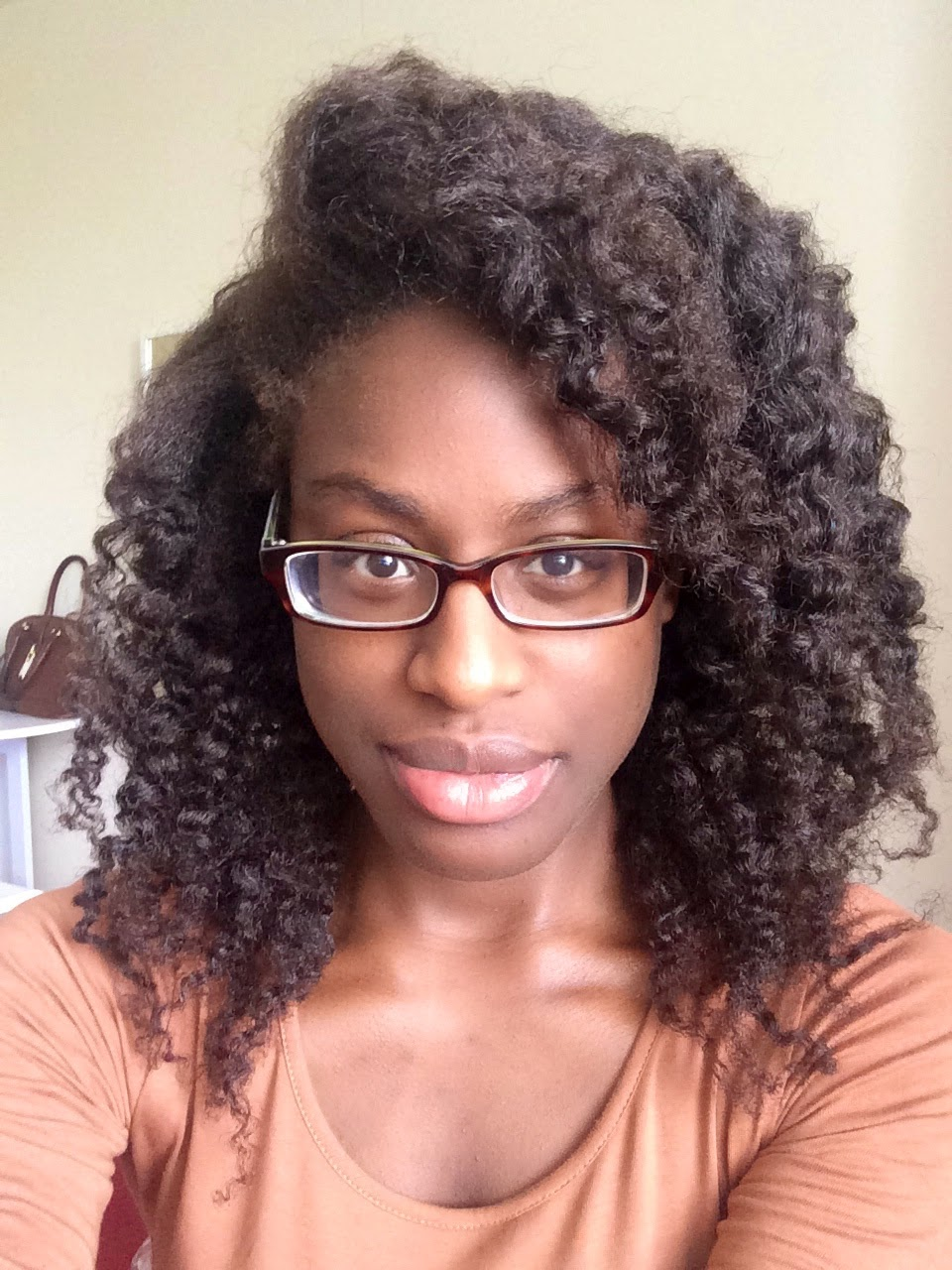 moisturizing natural hair