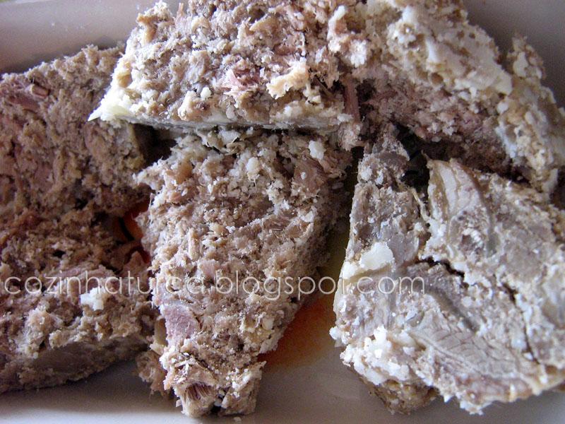 Carne Prensada (Kavurma)
