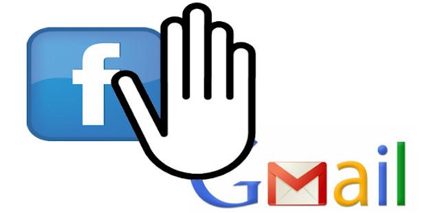 Facebook y Gmail con problemas - Solo Nuevas