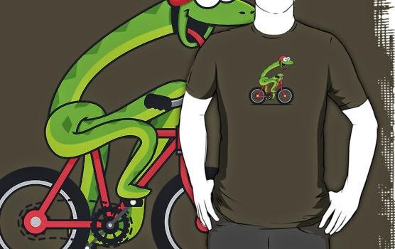 Snake Bike