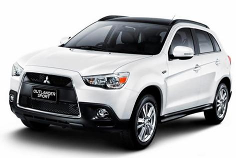 Spesifikasi Mitsubishi Outlander Sport