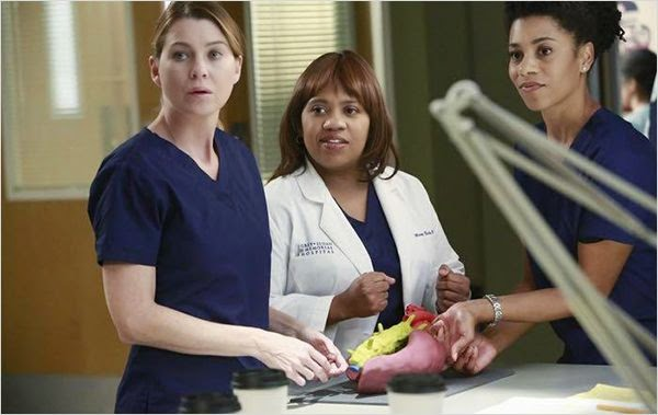 Las series que se llevan: La temporada 11 de Anatomía de Grey.