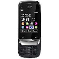 Harga Nokia C2-06
