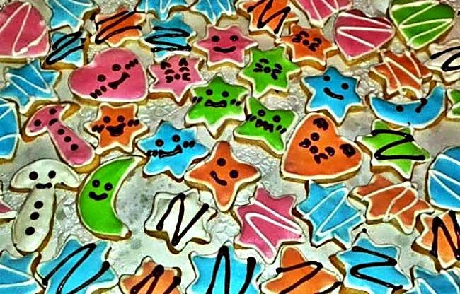 Galletas dulces sueños