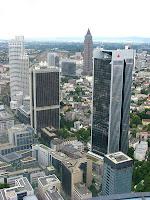 Франкфурт-на-Майне небоскребы