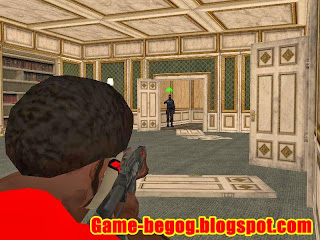 Mod Point Blank Luxville GTA SA
