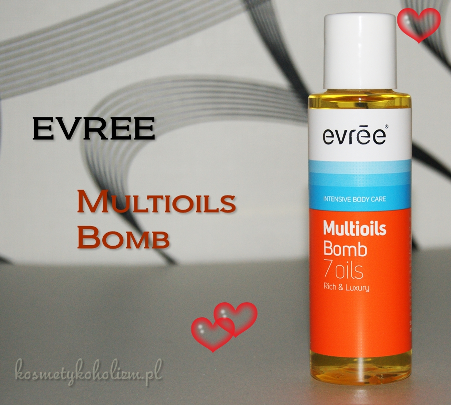 Multioils Bomb - nowość od Evree :)