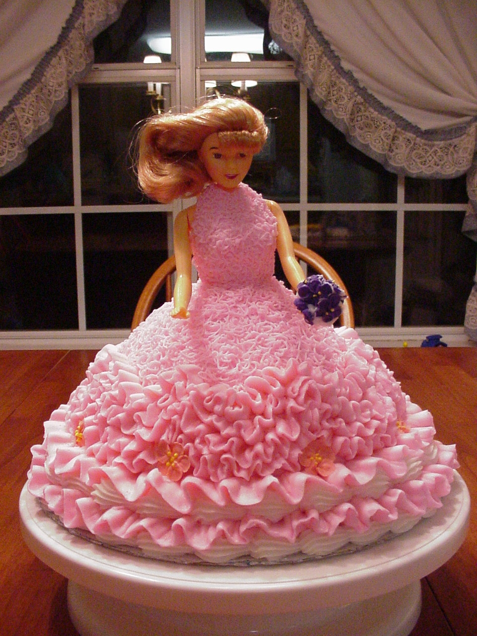 Cake Images Barbie : Barbie cakes Birthday Party Ideas