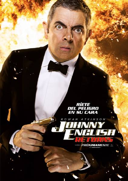 VER ONLINE EN LINEA, JOHNNY ENGLISH REBORN GRATIS, VER PELICULA JOHNNY